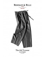 101 trouser pattern