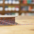 Kawaski Ribbon Co Organic Linen 183 80