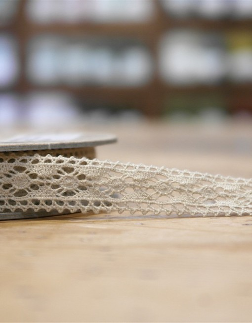 Kawaski Ribbon Co Organic Linen 251 11