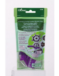 Clover Knitting and Crochet Jumbo Wonder Clips