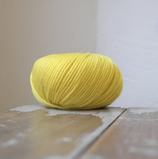 Rico Soft Merino 067 Sun Yellow