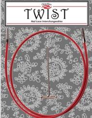 Chiaogoo Red Twist cord