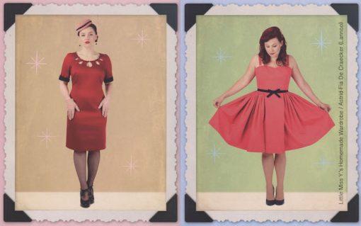 Little Miss Y's Homemade Wardrobe - Astrid-Fia De Craecker