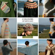 Colours of Shetland Kate Davies
