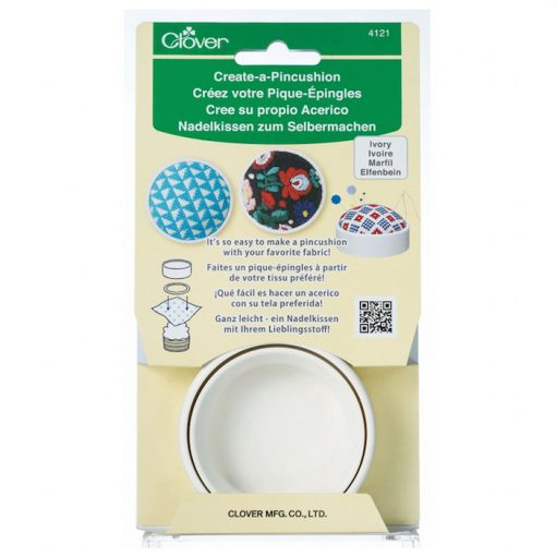 Clover Create a Pincushion