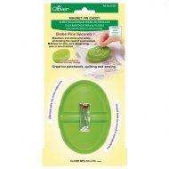 Clover Magnet Pin Caddy Green