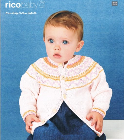 Rico baby Pattern 396