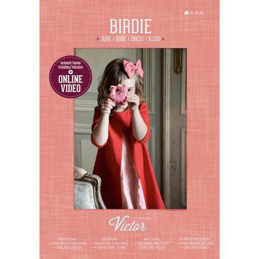 La Maison Victor Pattern Birdie