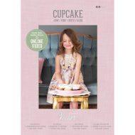 La Maison Victor Pattern Cupcake