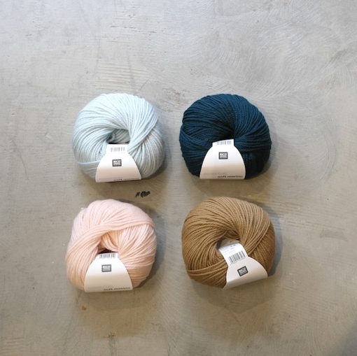 new colours soft merino