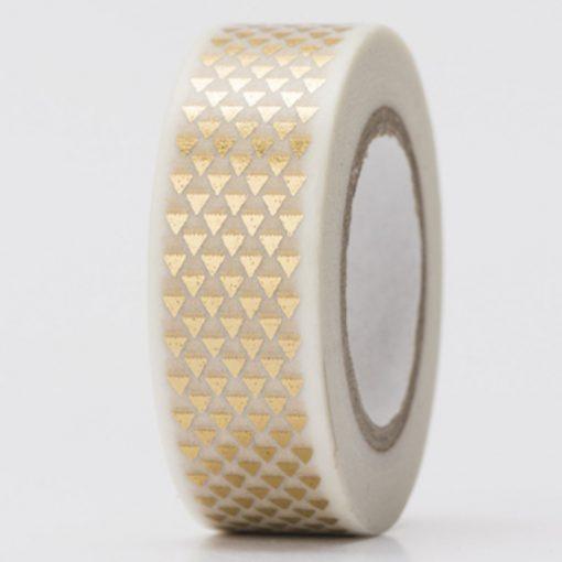 rico-tape-triangles-gold