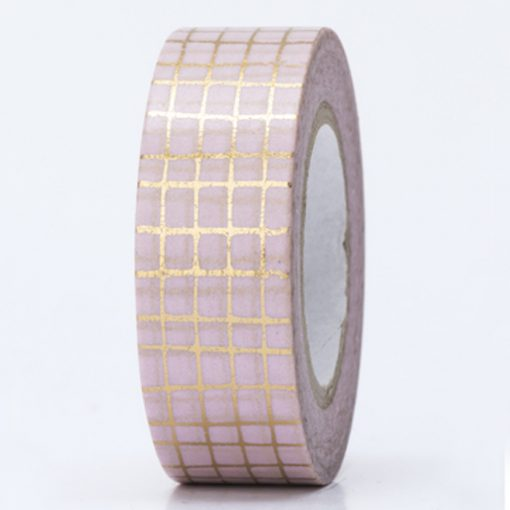 tape-grid-gold