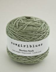 Cowgirlblues Merino Sock Sage