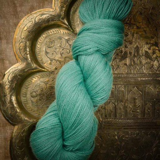Road to China Lace Green Pearl