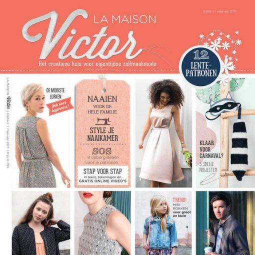 La Maison Victor Magazine 2 mrt/april 2017