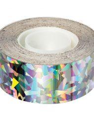 Meri Meri Sparkly silver mylar tape