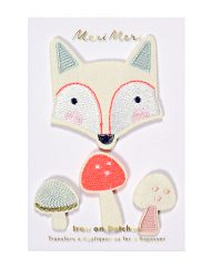 Meri Meri Iron On Patch Fox