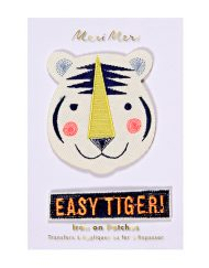 Meri Meri Iron On Patch Easy Tiger