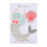 Meri Meri Iron On Patch Mermaid