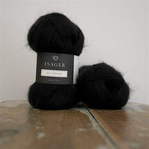 Isager silk mohair 0030