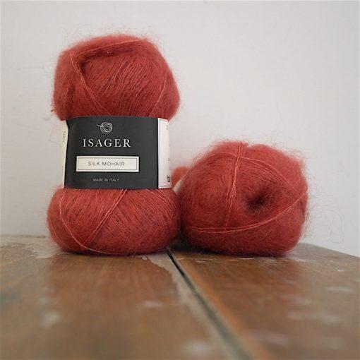 Isager silk mohair 028