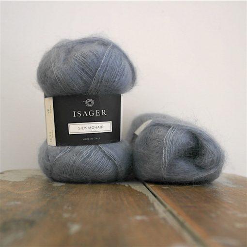 Isager silk mohair 041