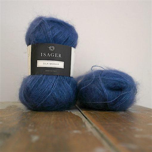 Isager silk mohair 044