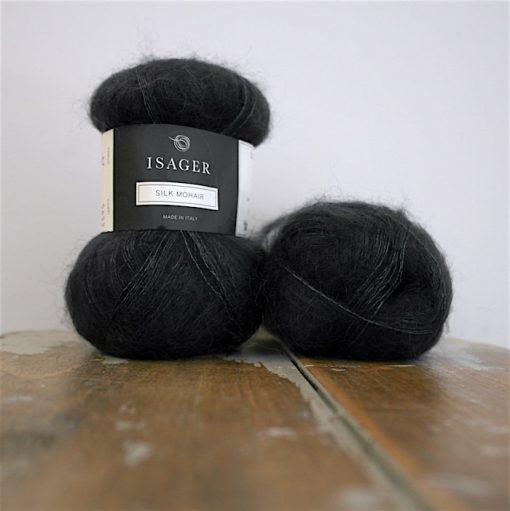 Isager silk mohair 047
