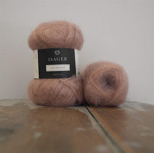 Isager silk mohair 062