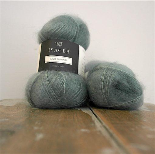 Isager silk mohair 067