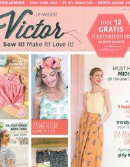 La Maison Victor Magazine, editie 4 jul-aug 2017
