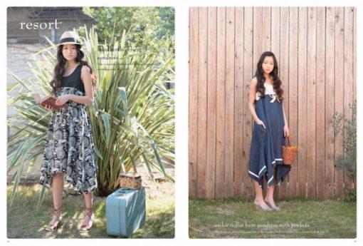 Feminine Wardrobe - Jinko Matsumoto