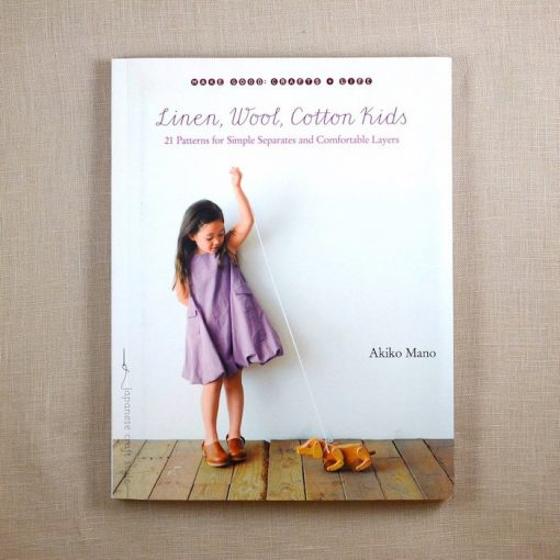 Linen, Wool, Cotton Kids - Akiko Mano