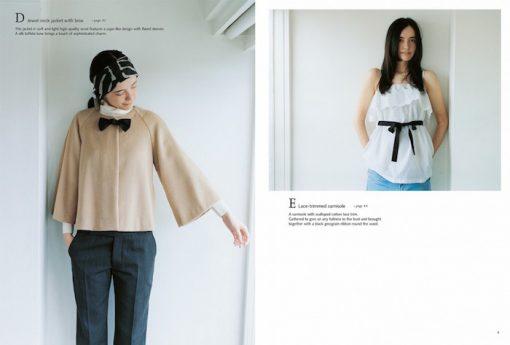 Casual Sweet Clothes - Noriko Sasahara