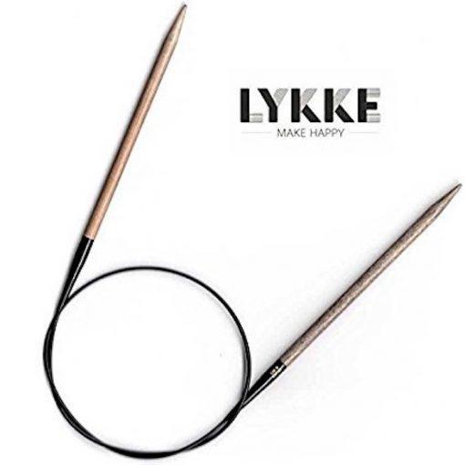 Lykke dirftwood circular needles