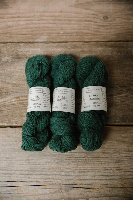 Biches & Bûches Forset Green
