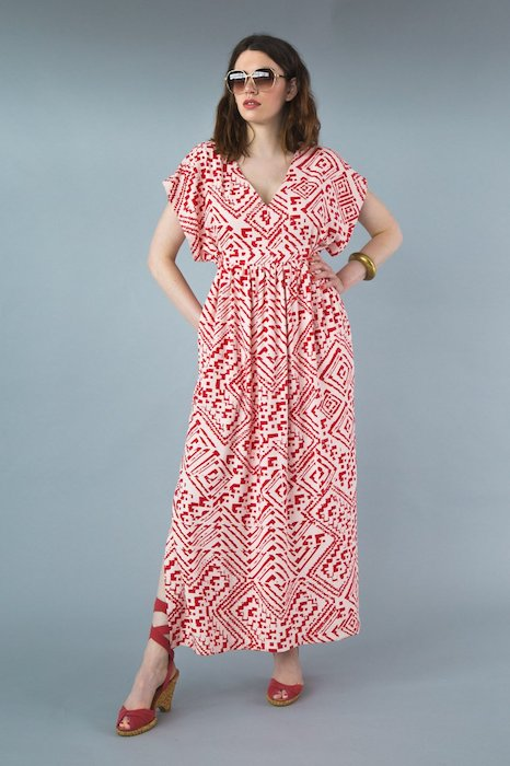 Closet Case Charlie Caftan Pattern picture