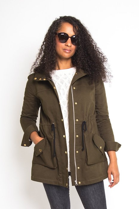 Closet Case Kelly Anorak Jacket Pattern
