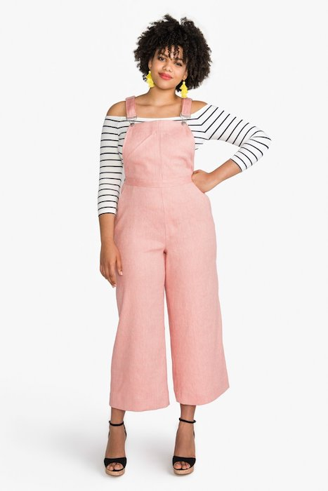 Closet case Jenny_Overalls_Pattern_trousers
