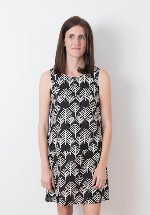 Grainline Studio willow dress