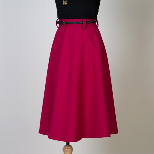 Hollyburn Skirt Sewaholic