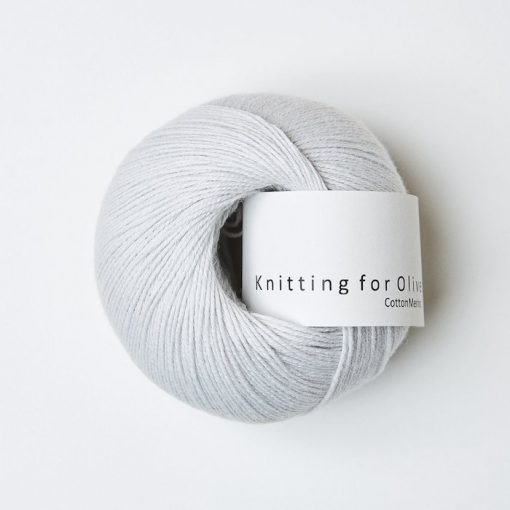Knitting for olive CottonMerino kit yarn