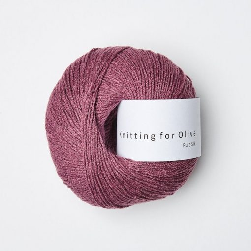 Knitting for olive blomme yarn