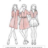 Megan Nielson Darling Dress pattern