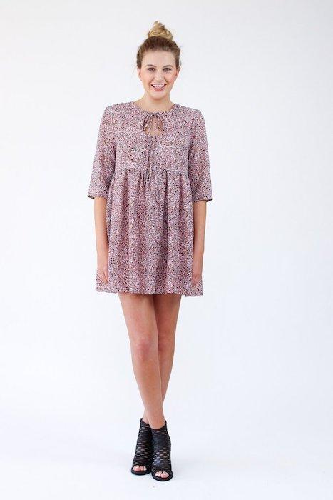 Megan Nielson Sudley dress