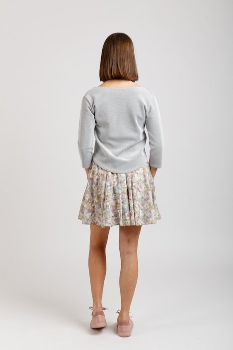 Megan Nielson - Tania Culottes short