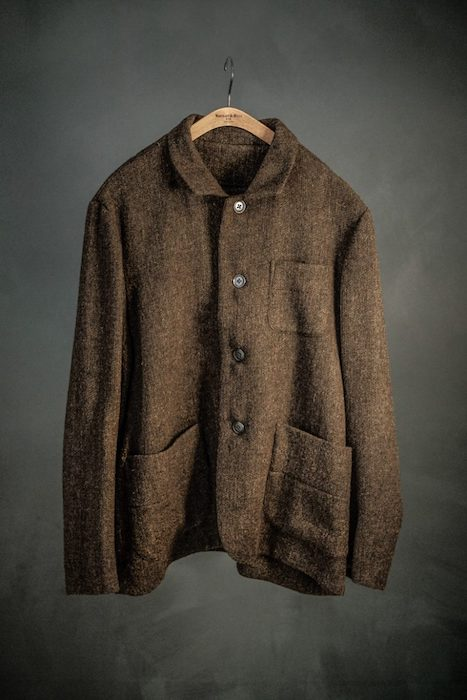 Merchant & Mills East Forest British Wool jacket