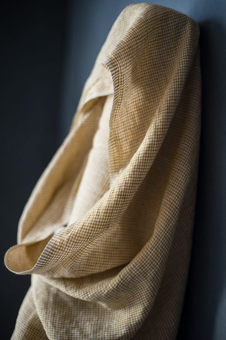 Merchant & Mills - Royal Mustard European Linen 2