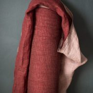 Merchant & Mills - Strawberry Pip EU Laundered Linen