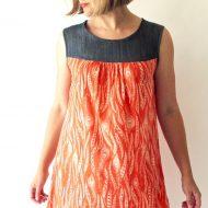 Rae Patterns Ruby Dress